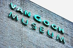 Fachada do Museu Van Gogh, em Amsterdã, Holanda. FOTO: Jefferson Bernardes/Preview.com