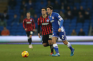 Peter Whittingham during the Sky Bet Championship match between Cardiff City and Brighton and Hove Albion at the Cardiff City Stadium, Cardiff, Wales on 10 February 2015.