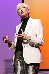 November 19, 2016 - Los Angeles, Kalifornien, USA - Joanna Coles  spricht auf dem Airbnb Open 2016 zum Thema 'The Game Plan: Strategies for Entrepreneurs' im Orpheum Theatre. Los Angeles, 19.11.2016 (Credit Image: © Future-Image via ZUMA Press)