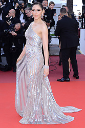 May 16, 2019 - WORLD RIGHTS.Cannes, France, 16.05.2019, 72th Cannes Film Festival in Cannes. The 72th edition of the film festival will run from May 14 to May 25. .Red carpet ''Rocketman''.NZ. Araya Hargate .Fot. Radoslaw Nawrocki/FORUM (FRANCE - Tags: ENTERTAINMENT; RED CARPET) (Credit Image: © FORUM via ZUMA Press)