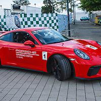 Porsche 911 GT3 – Porsche Experience Centre, Le Mans on 05/07/2018 at the Le Mans Classic, 2018