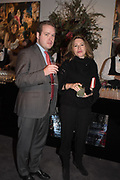 WENDY GOLDSMITH; FRITZ ALBERS, Sotheby's Erotic sale cocktail party, Sothebys. London. 14 February 2018