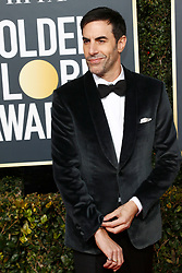 January 6, 2019 - Beverly Hills, Kalifornien, USA - Sacha Baron Cohen bei der Verleihung der 76. Golden Globe Awards im Beverly Hilton Hotel. Beverly Hills, 06.01.2019 (Credit Image: © Future-Image via ZUMA Press)
