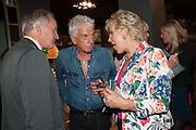 NEIL HAMILTON; NICKY HASLAM; SHEILA HAMILTON, The launch of Nicky Haslam for Oka. Oka, 155-167 Fulham Rd. London SW3. 18 September 2013.