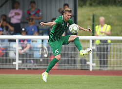 May 31, 2018 - London, United Kingdom - Maskaev of Abkhazia.during Conifa Paddy Power World Football Cup 2018  Group B match between  Abkhazia  against Tibet at Queen Elizabeth II Stadium (Enfield Town FC), London, on 31 May 2018  (Credit Image: © Kieran Galvin/NurPhoto via ZUMA Press)