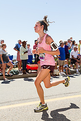 41st Falmouth Road Race: Lauren Mazzone