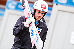 05.01.2018, Paul Außerleitner Schanze, Bischofshofen, AUT, FIS Weltcup Ski Sprung, Vierschanzentournee, Bischofshofen, Finale, im Bild Andreas Stjernen (NOR) // Andreas Stjernen of Norway before his Qualification Jump for the Four Hills Tournament of FIS Ski Jumping World Cup at the Paul Außerleitner Schanze in Bischofshofen, Austria on 2018/01/05. EXPA Pictures © 2018, PhotoCredit: EXPA/ JFK