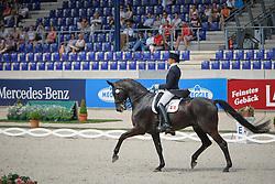Van Lent - Baetens Sophie (BEL) - Dark Diamond<br /> CDIO Grand Prix<br /> CHIO Aachen 2009<br /> Photo © Dirk Caremans