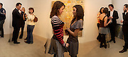 Annie Morris and Lucy Lui. Annie Morris. Annie Morris private view, Laura Bartlett Gallery. Leathermarket St. Bermondsey. London. 17 March 2005. ONE TIME USE ONLY - DO NOT ARCHIVE  © Copyright Photograph by Dafydd Jones 66 Stockwell Park Rd. London SW9 0DA Tel 020 7733 0108 www.dafjones.com