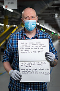 Worked at Amazon for 9 weeks. He is from Bolton.