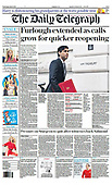 March 03, 2021 (UK): Front-page: Today's Newspapers In United Kingdom