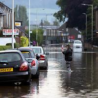 Fues Road Flooding