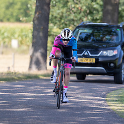 13-09-2020: Wielrennen: NK tijdrijden nieuwelingen en junioren: Chaam <br />Bram Van Eijsden
