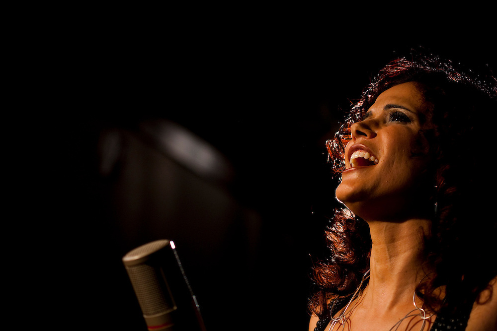 Belo Horizonte_MG, Brasil...cantora Glaucia Nasser...The singer Glaucia Nasser. ..Foto: LEO DRUMOND / NITRO