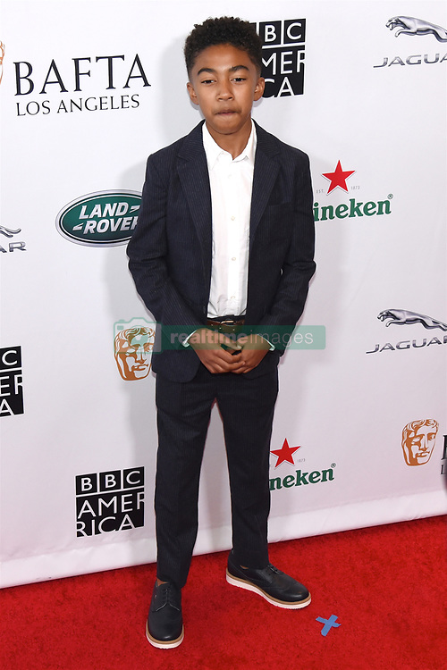 September 15, 2018 - Beverly Hills, California, USA - MILES BROWN attends the 2018 BAFTA Los Angeles + BBC America TV Tea Party at the Beverly Hilton in Beverly Hills. (Credit Image: © Billy Bennight/ZUMA Wire)