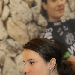 EINDHOVEN (NED) cycling<br />At the European Head Quater of Shimano the new WM3 Team with leading lady Marianne Vos was presented
