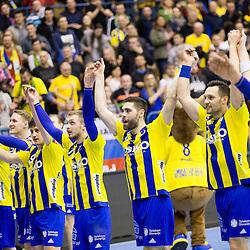 20170302: SLO, Handball - RK Celje Pivovarna Laško vs Rhein-Neckar Löwen