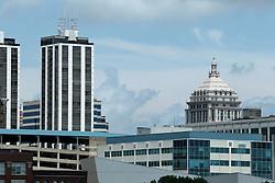 Peoria Illinois Skyline