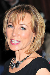 © under license to London News Pictures. 08/03/11.Sian williams .Red carpet arrivals for the 2011 TRIC (The Television & Radio Industries Club) Awards at Grosvenor House Hotel  London . Photo credit should read ALAN ROXBOROUGH/LNP