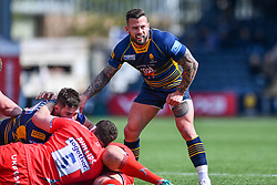 Francois Hougaard of Worcester Warriors in action - Mandatory by-line: Craig Thomas/JMP - 13/04/2019 - RUGBY - Sixways Stadium - Worcester, England - Worcester Warriors v Sale Sharks - Gallagher Premiership Rugby