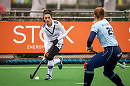 LAREN -  Hockey Hoofdklasse Dames: Laren v Pinoké, seizoen 2020-2021. Foto: Stella van Gils (Pinoké)