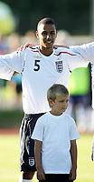 Fotball , <br /> Soccer , <br /> Landskamp gutter 16 G16, <br /> Nordisk gutteturnering i Sverige , <br /> 31.07.08 , Strömsvallen stadion i Strömstad , <br /> England - Norge , <br /> Jak Alnwick , <br /> Foto: Thomas Andersen / Digitalsport