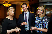 Niamh Mannion, Joe Flynn and Lias Feely of Friends First at the EFQM Ireland Excellence Awards ceremony in association with Fáilte Ireland and the Centre for Competitiveness at the Galway Bay Hotel . Photo:- Andrew Downes Photography / No Fee