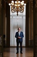 Reiner Haseloff. Ministerpräsident von Sachsen-Anhalt. Deutscher Politiker (CDU). 12.05.2021 in Magdeburg, Staatskanzlei, Festsaal. ©2021 Harald Krieg/ Agentur Focus