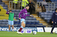 Robert Snodgrass (11) of West Ham United warming up during the EFL Cup match between Oxford United and West Ham United at the Kassam Stadium, Oxford, England on 25 September 2019.