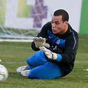 NLD/Katwijk/20110321 - Training Nederlandse Elftal Hongarije - NLD, Michel Vorm