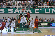 DESCRIZIONE : Siena Lega A 2012-2013 Montepaschi Siena Acea Roma playoff finale gara 3<br /> GIOCATORE : Gani Lawal<br /> CATEGORIA : Controcampo Schiacciata<br /> SQUADRA : Acea Roma<br /> EVENTO : Campionato Lega A 2012-2013 playoff finale gara 3<br /> GARA : Montepaschi Siena Acea Roma<br /> DATA : 15/06/2013<br /> SPORT : Pallacanestro <br /> AUTORE : Agenzia Ciamillo-Castoria/GiulioCiamillo<br /> Galleria : Lega Basket A 2012-2013  <br /> Fotonotizia : Siena Lega A 2012-2013 Montepaschi Siena Acea Roma playoff finale gara 3