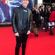 NLD/Amsterdam/20140422 - Premiere The Amazing Spiderman 2, Paul Turner
