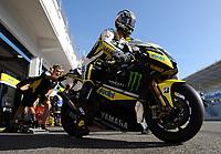 20091003: ESTORIL, PORTUGAL - Moto GP 2009 - Portugal Grand Prix: Qualifying. In picture: Colin EDWARDS - MotoGP. PHOTO: Alvaro Isidoro/CITYFILES