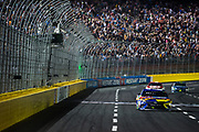 May 20, 2017: NASCAR Monster Energy All Star Race. 18 Kyle Busch, M&M's Caramel Toyota wins the All Star race