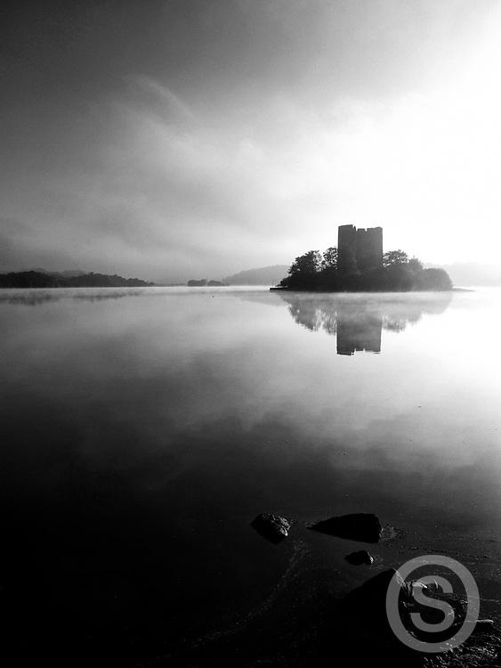 Photographer: Chris Hill, Cloughoughter Castle, Lough Oughter, County Cavan,