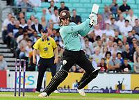 Cricket - 2017 Natwest T20 Blast - Quarter-Final: Surrey vs. Birmingham Bears<br /> <br /> Jason Roy of Surrey at The Oval.<br /> <br /> COLORSPORT/ANDREW COWIE