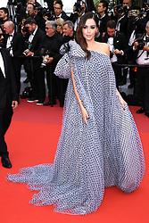 Nabilla Benattia attending the Oh Mercy! premiere, during the 72nd Cannes Film Festival. Photo credit should read: Doug Peters/EMPICS