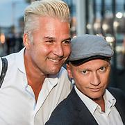 NLD/Amsterdam/20161008 - JFK Greatest Man 2016, gochelaar ...............