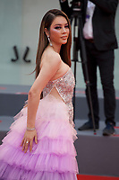 Ly Nha Ky at the premiere gala screening of the film Doubles Vies (Non Fiction)  at the 75th Venice Film Festival, Sala Grande on Friday 31st August 2018, Venice Lido, Italy.