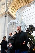 Ai Weiwei - Good Fences Make Good Neighbors Opening in Washington Square Park | Public Art Fund