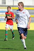 Fotball<br /> 20.10.2011<br /> Landskamp G15<br /> Portugal v Norge<br /> Foto: Cityfiles/Digitalsport<br /> NORWAY ONLY<br /> <br /> Portugal vs Norway  under 16 International Friendly Football Match. In picture: Ulrik Yttergård Jenssen