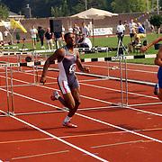 Arenagames 2004, 110 meter horden heren, Gregory Sedoc