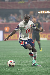 August 1, 2018 - Atlanta, Georgia, United States - MLS All-Star forward BRADLEY WRIGHT-PHILLIPS during the 2018 MLS All-Star Game at Mercedes-Benz Stadium in Atlanta, Georgia.  Juventus F.C. defeats  MLS All-Stars defeat  1 to 1  (Credit Image: © Mark Smith via ZUMA Wire)