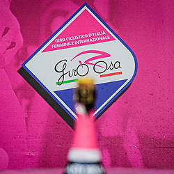 Award Ceremony – Medal Ceremony – Podium - Querformat - quer - horizontal - Landscape - Event/Veranstaltung: Giro Rosa Iccrea - 6. Stage - Category/Kategorie: Cycling - Road Cycling - Cycling Tour - Elite Women - Location/Ort: Europe – Italy - Start: Torre del Greco - Finish: Nola - Discipline: Cycling - Road Cycling - Cycling Tour - Road Race ( RR ) - Distance: 97,5 km - Date/Datum: 16.09.2020 – Wednesday - Photographer: © Arne Mill - frontalvision.com