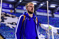 Chris Lines of Bristol Rovers arrives at Fratton Park prior to kick off - Mandatory by-line: Ryan Hiscott/JMP - 19/02/2019 - FOOTBALL - Fratton Park - Portsmouth, England - Portsmouth v Bristol Rovers - Sky Bet League One