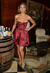 VISCOUNTESS WEYMOUTH at the London launch of Casamigos Tequila hosted by Rande Gerber, George Clooney & Michael Meldman and to celebrate Cindy Crawford's new book 'Becoming' held at The Beaumont Hotel, Brown Hart Gardens, 8 Balderton Street, London on 1st October 2015.