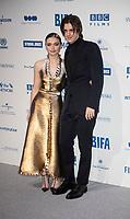 Jessica Barden at the 22nd British Independent Film Awards, Roaming Arrivals, Old Billingsgate, London, UK - 01 Dec 2019