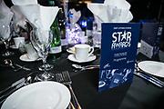 East Lothian star awards evening dinner event
