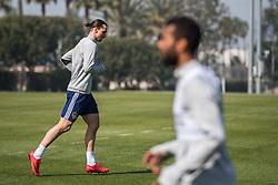 March 30, 2018 - Los Angeles, CA, USA - 180330 Zlatan Ibrahimovic under sin första träning med MLS-laget LA Galaxys den 30 mars 2018 i Los Angeles  (Credit Image: © Joel Marklund/Bildbyran via ZUMA Press)