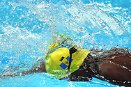 SOBERS Alex BAR Barbados <br /> Men's 400m Freestyle <br /> Gwangju South Korea 21/07/2019<br /> Swimming <br /> 18th FINA World Aquatics Championships<br /> Nambu University Aquatics Center <br /> Photo © Andrea Staccioli / Deepbluemedia / Insidefoto